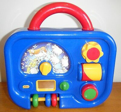 Tolo toys activity toy - used