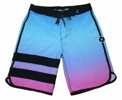 31ccdfffcc Hurley Stretchy Mens Boardshorts Surfing Shorts RUNNING SHORTS SIZE 34 36 38