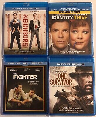 Blu-Ray Lot: Pick ANY 3 for $12 (Lone Survivor, 2 Guns, The Gift, etc) SEE INFO!