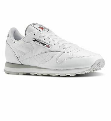 5fbb9680718 REEBOK 1 101 Mens Classic Leather Sneaker- Choose SZ Color. -  66.54 ...