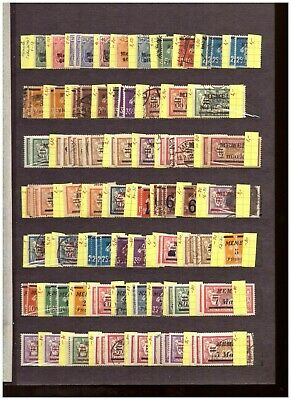 Collection sale (Lithuania - Memel) (195 stamps)