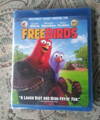 Freebirds Blu-Ray+DVD+Digital Download Combo Pack Brand New Factory Sealed