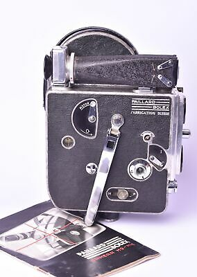 Camera cinema Paillard Bolex first model H16