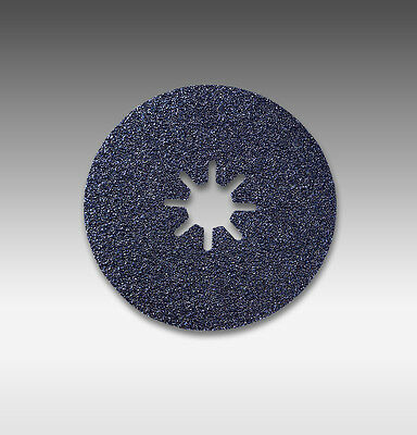 Zircon Fibre Sanding Disc... 115mm (box of 50)...40 ,60, 80, grit