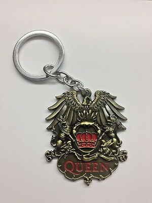 Necklaces & Pendants Queen Rock Band Freddie Mercury Necklace Pendant Neck Chain Queen Metal Fob Music Memorabilia