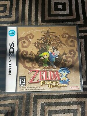 The Legend of Zelda: Phantom Hourglass CIB - Mint and RARE NOT FOR RESALE !!!!