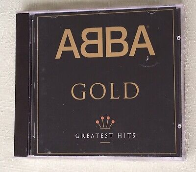 Abba Gold - Greatest Hits - CD Album - Mamma Mia the very best of
