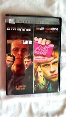 Double Feature - The Boondock Saints & Fight Club - Dvd