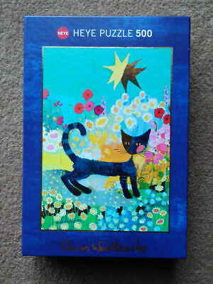 Heye 28501 Crazy 9 Wachtmeister Cats Puzzles Jigsaw Puzzles Jigsaws