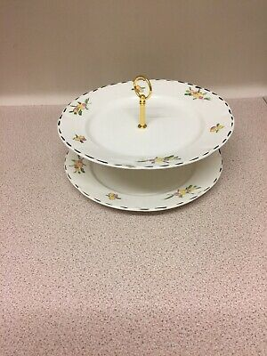 Hand Made 2 Tier Cake Stand
