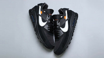 White Nike Air Black Uk 90 10 9 Eu Us Off Max 44 Y7vymgIb6f