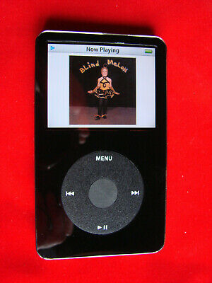 Apple 128GB iPod Video Classic 5th 5.5 Generation Wolfson DAC SSD iFlash Memory