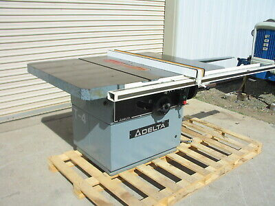 Delta RT40 Table Saw - Nice!