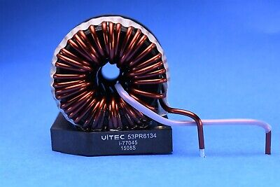 High Power High Current PFC Output Filter Inductor 50A & 164uH
