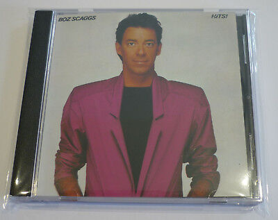 BOZ SCAGGS, HITS,  CD  in very good condition.