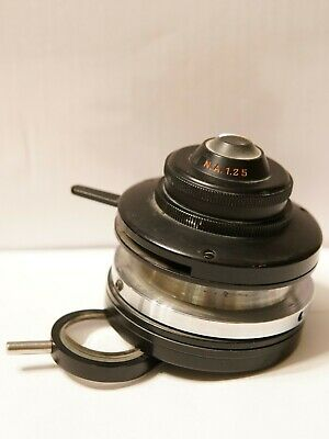 Spencer American Optical AO N.A. 1.25 Polarizing Microscope Condenser