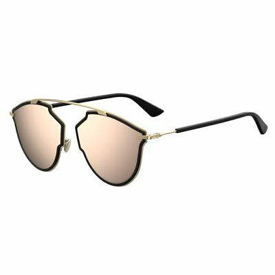 4f7879ddc19 Christian Dior So Real Rise Rose Gold   Black Lens Sunglasses 2M2SQ