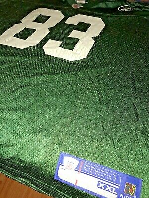 170f58ab9 SANTANA MOSS NEW York Jets  83 Nfl Home Jersey Mens Xxl -  0.99 ...