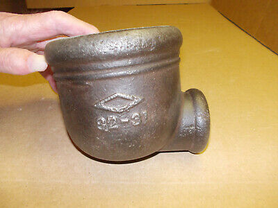 Vintage Windmill Water Well AY McDonald Diverter