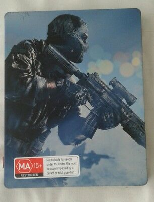 Call of Duty Ghosts In Collectors Tin PS3 Game Complete Used