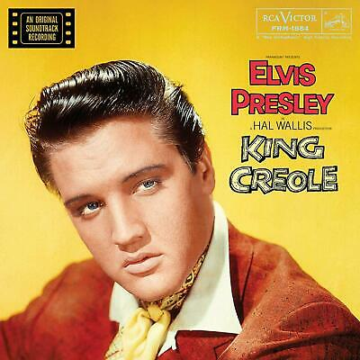 Elvis Presley King Creole limited 180gm RED vinyl LP NEW/SEALED