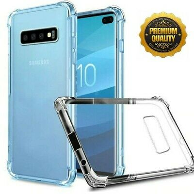 For Samsung Galaxy S10/S10 Plus/ S10E Clear Case Cover Shockproof Gel TPU Bumper