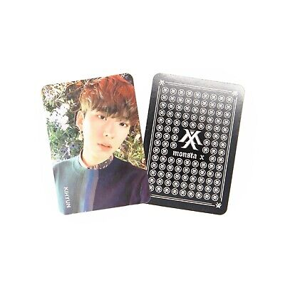 [MONSTA X]2nd Album Take.2 'WE ARE HERE' Official Photocard/KIHYUN 4