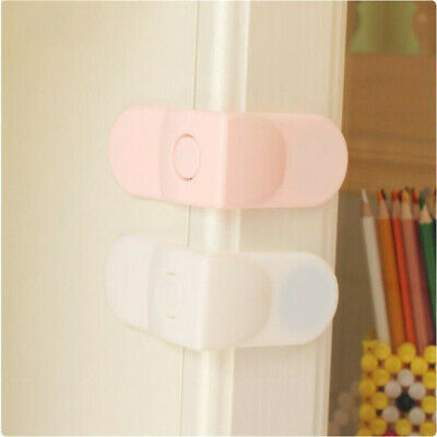 New Child Safety Protection Drawer Door Right Angle Lock Safety Product LH