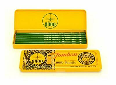 Tombow Limited 70th Anniversary HB Pencils Set Stationery from Japan # 8900