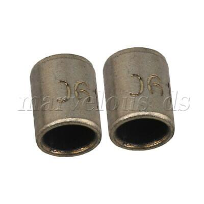 10x Silver SF-1 Self Lubricating Composite Bearing Bushing Sleeve 6mmx8mmx10mm