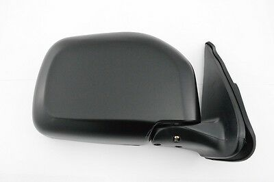 Pair Of Door//Wing Mirrors Black Manual RH+LH For Toyota Hilux Mk4 LN165 2.4TD