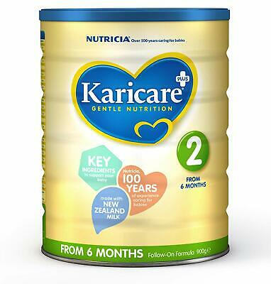 Karicare Plus+ Follow-on Formula Stage 2 6-12 Months 900g