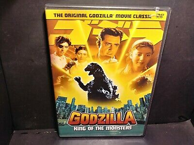 Godzilla, King of the Monsters (DVD, 2002) B177/B176