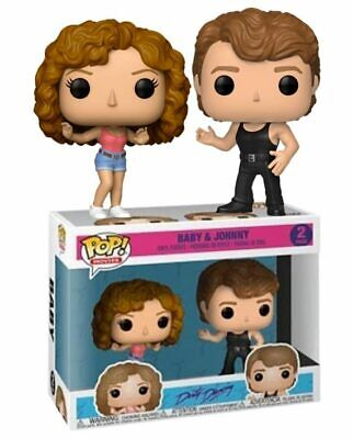 Funko POP! Movies DIRTY DANCING JOHNNY & BABY 2-PACK