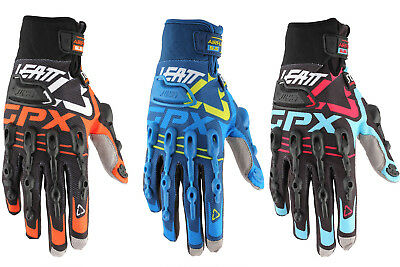 Leatt GPX 5.5 Lite Gloves Motocross MX Quad Enduro Dirtbike Bike CE Certified