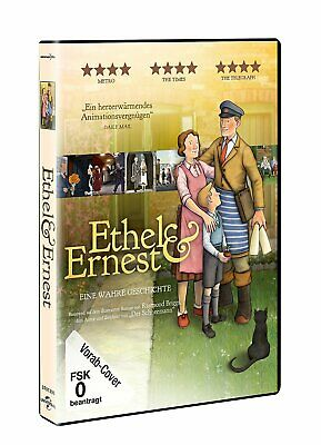 Ethel & Ernest -   Dvd New