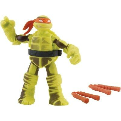 Tortues Ninja Animation Couleur Change Mikey