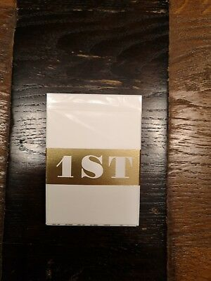Chris Ramsey 1st V1 Playing cards, Brand New, Sealed Magic Cardistry (UNSIGNED)