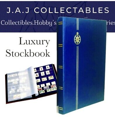 Stamp Stockbook | Stamp Album | Stamp Book | Stock Book