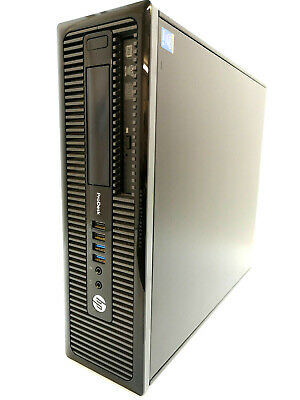 HP Prodesk 400 Desktop - CORE i5 4th Gen, 4GB RAM, 500GB HDD  Windows 10 Pro