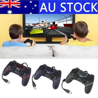 USB Wired Game Controller Joystick Gamepad Controller For PlayStation 4 PS4