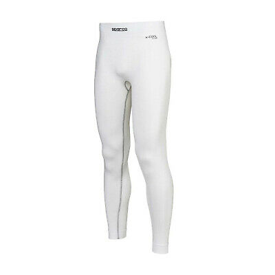 Sparco SHIELD RW-9 underwear pants white FIA - Genuine - XS/S