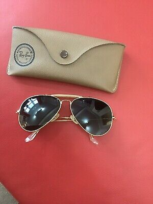1337f96d669 VINTAGE BAUSCH   Lomb B   L Ray-Ban Clip On Sunglasses Original Case ...