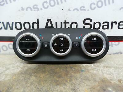 Fiat 500X 2018 Heater Control Panel Switch 07356568400