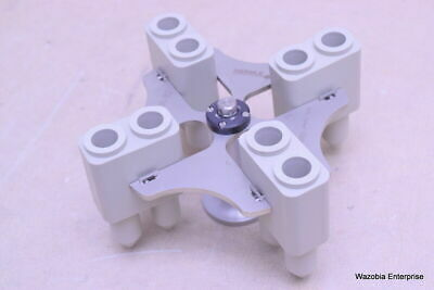 Labnet Hermle Centrifuge Swing Out Rotor With Bucket Adapter  For 8 X 15Ml Tubes