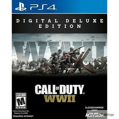 047875881525 Activision Call of Duty: WWII - First Person Shooter - PlayStation