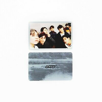 [GOT7]7 for 7 Present Edition/Official Photocard-GROUP/Selfie version/1st press