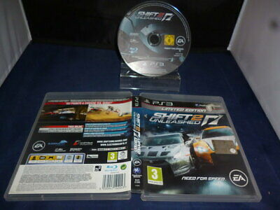 PS3 Need For Speed Shift Unleashed 2 - per Console Sony PlayStation 3 - PAL ITA