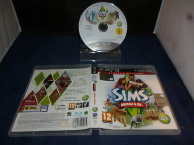 PS3 The Sims 3 Animali & Co. - per Console Sony PlayStation 3 - PAL ITA