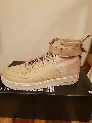sale retailer d345f 67f59 Mens Nike Sf Af1 Mid Air Force 1 Trainers Size Uk8.5 Eur 43,